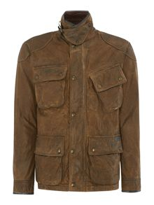Polo Ralph Lauren Lined biker jacket