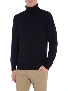 Soulland Rhodes fine wool roll neck jumper
