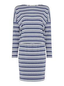 Maison De Nimes Stonehaven Stripe Dress