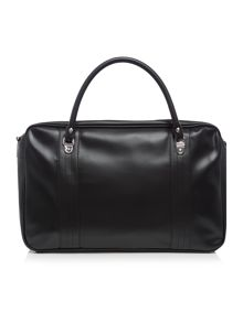 Fred Perry Pique Textured Overnight Bag