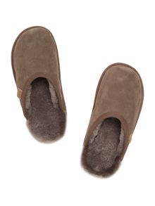 Just Sheepskin New shaftsbury mule slipper
