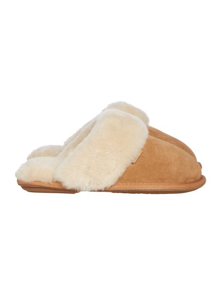 Just Sheepskin New duchess mule slipper