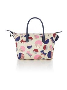 Radley Dapple dog multicolour large crossbody bag