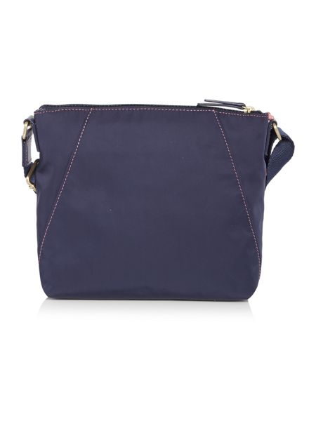 Radley Dapple dog navy medium crossbody bag