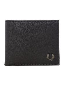Fred Perry Scotch Grain Billfold Wallet