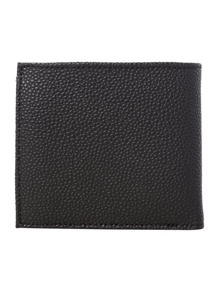 Fred Perry Scotch Grain Coin Pocket Wallet