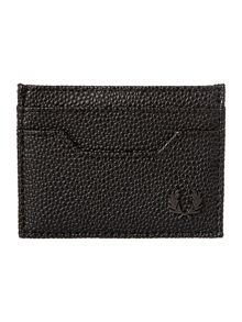 Fred Perry Scotch Grain Card Holder