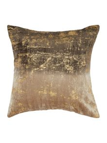 Casa Couture Aletta metallic ombre cushion