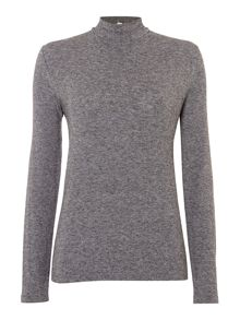 Linea Limited high neck jersey top