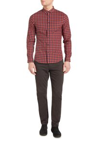 Linea Abbey Large Gingham Shirt