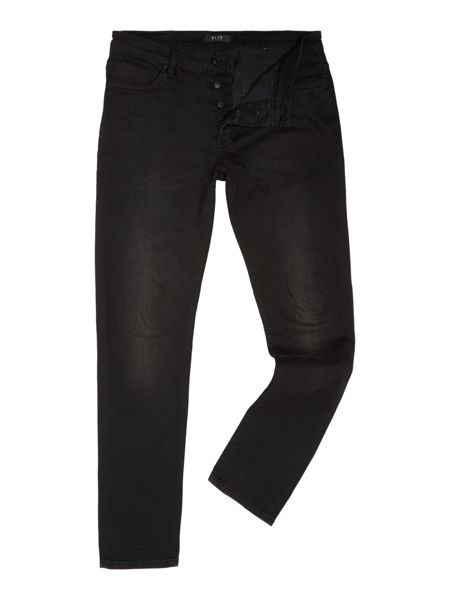Neuw Lou stranger slim fit dark wash jeans