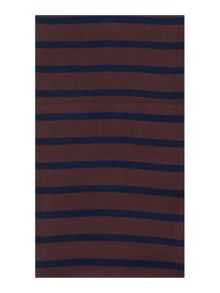 Benetton Boy`s Knit Scarf Stripe