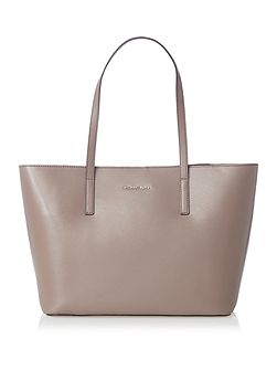 Emry taupe medium tote bag