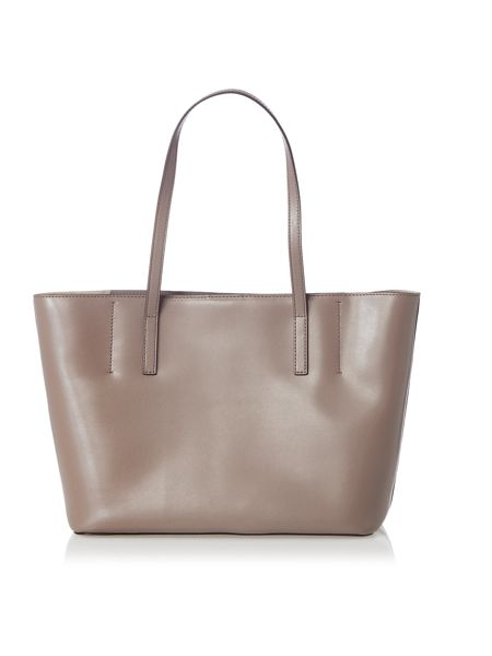 Michael Kors Emry taupe medium tote bag