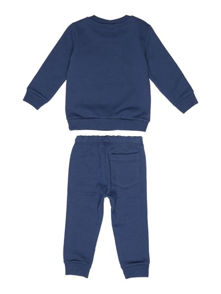 Benetton Boys Tracksuit Sweat Set