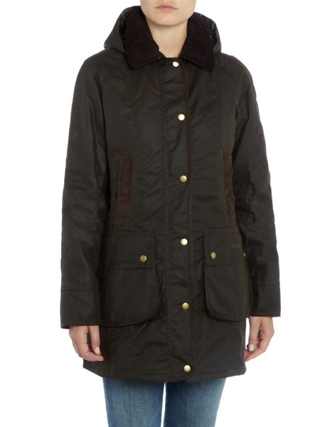 Barbour Barbour bower wax jacket