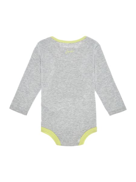 Joules Baby Girl Bodysuit Pig All In One