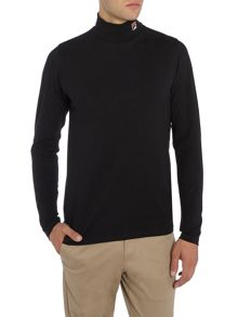 Fila 19th roll neck long sleeve t-shirt