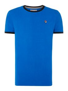 Fila Marconi short sleeve crew neck logo t-shirt