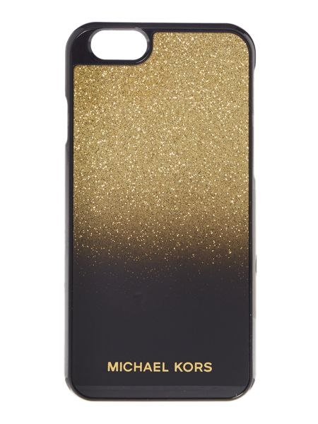 Michael Kors Gold dip dye iphone 6 cover