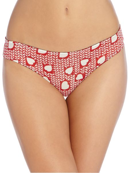 Stella McCartney Florence Fluttering Bikini Brief