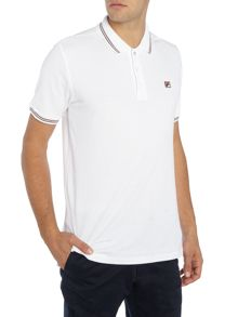 Fila Matcho 3 short sleeve tipped polo