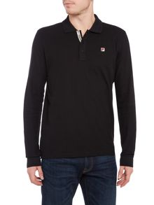 Fila Padola long sleeve polo shirt