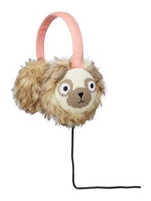 KitSound Pug earmuffs