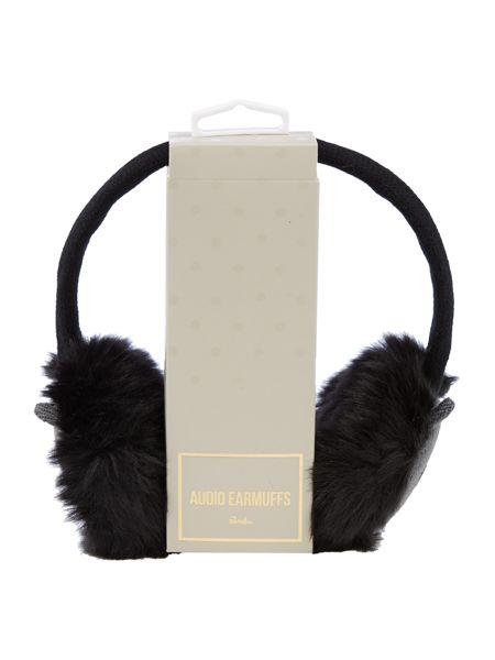 KitSound French bulldog earmuffs