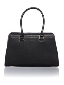 Lamb 1887 Neptune black tote bag