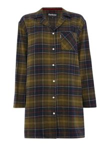 Barbour Barbour tartan night shirt