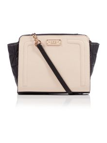 Lipsy Neutral cross body bag