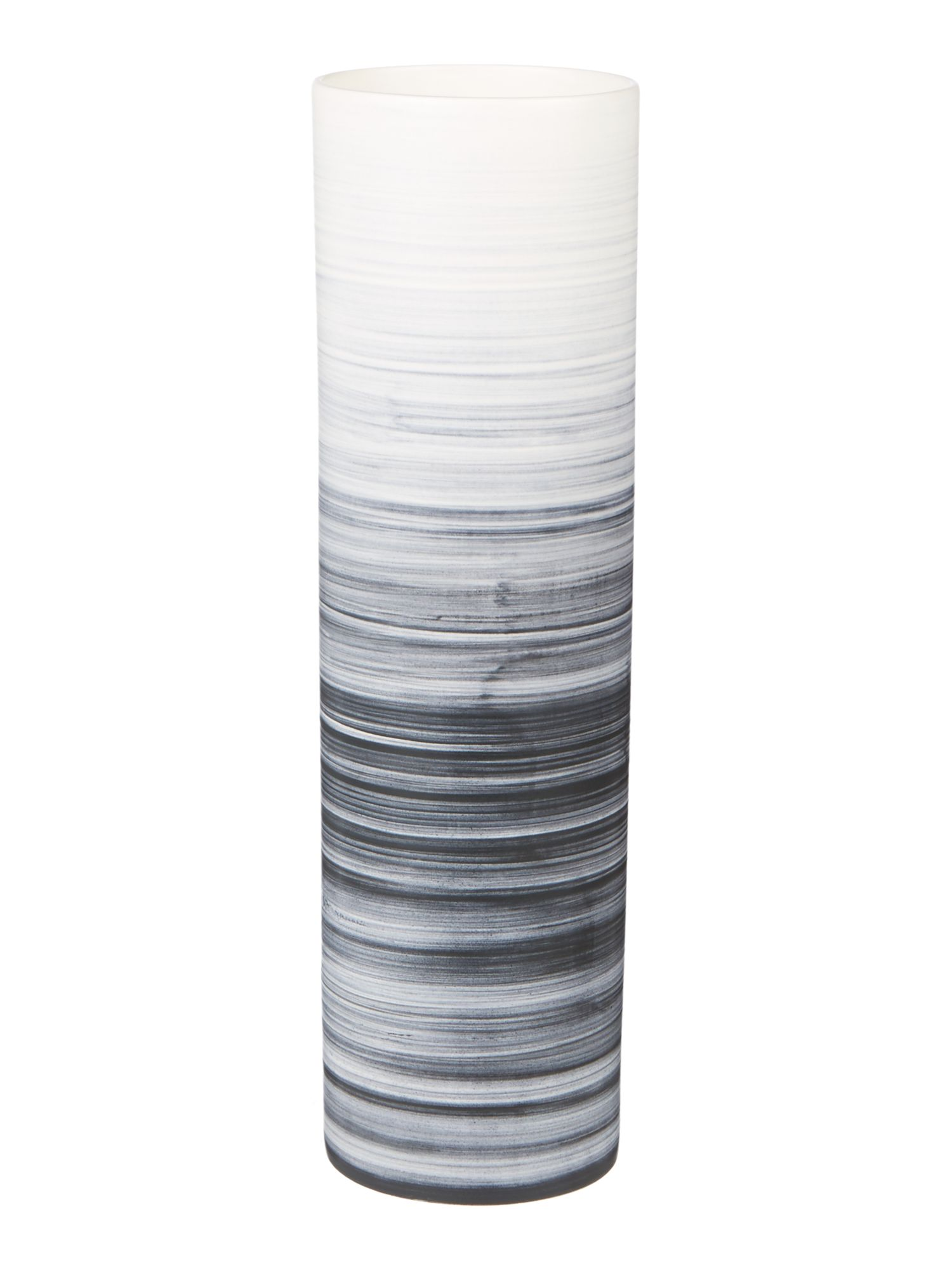 Image of Gray & Willow Avo large column vase