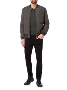 Label Lab Dessau Padded Bomber Jacket
