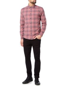 Label Lab Laurence Large Plaid Check