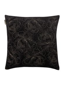 Biba Velvet flower cushion