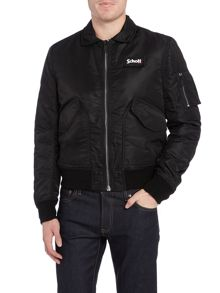 Schott NYC 210-100 Zip through jacket