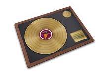Joseph Joseph Gold record worktop saver, 30 x 40cm
