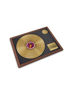 Gold record worktop saver, 30 x 40cm