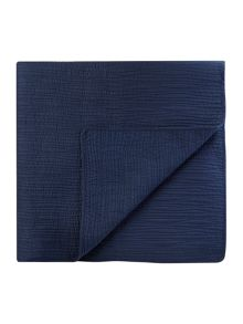 Linea Wave quilt, navy