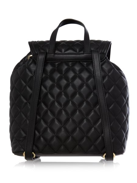 Love Moschino Superquilt backpack bag