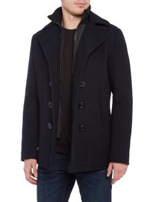 Schott NYC Cyclone peacoat