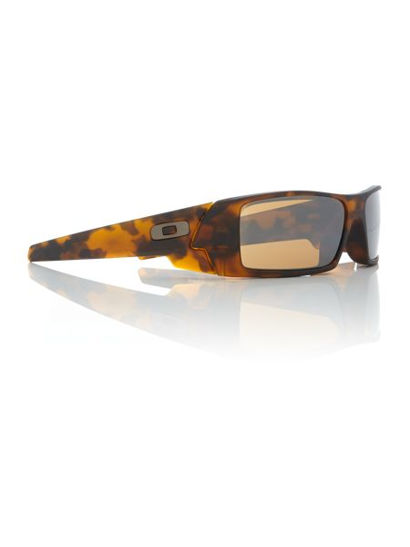 Oakley Havana rectangle OO9014 sunglasses