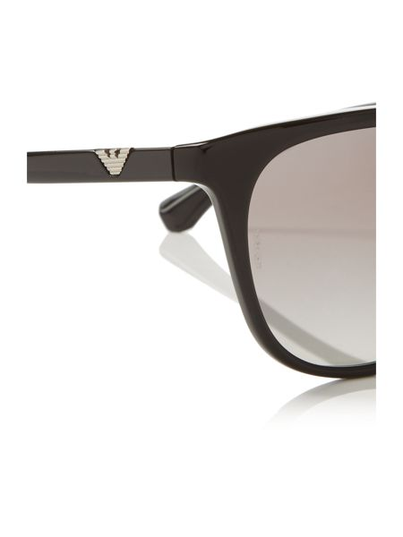 Emporio Armani Black square EA4086 sunglasses