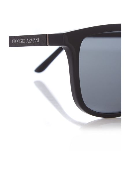 Armani Jeans Black square AR8087 sunglasses