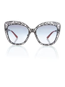 Dolce&Gabbana Black butterfly DG2164 sunglasses