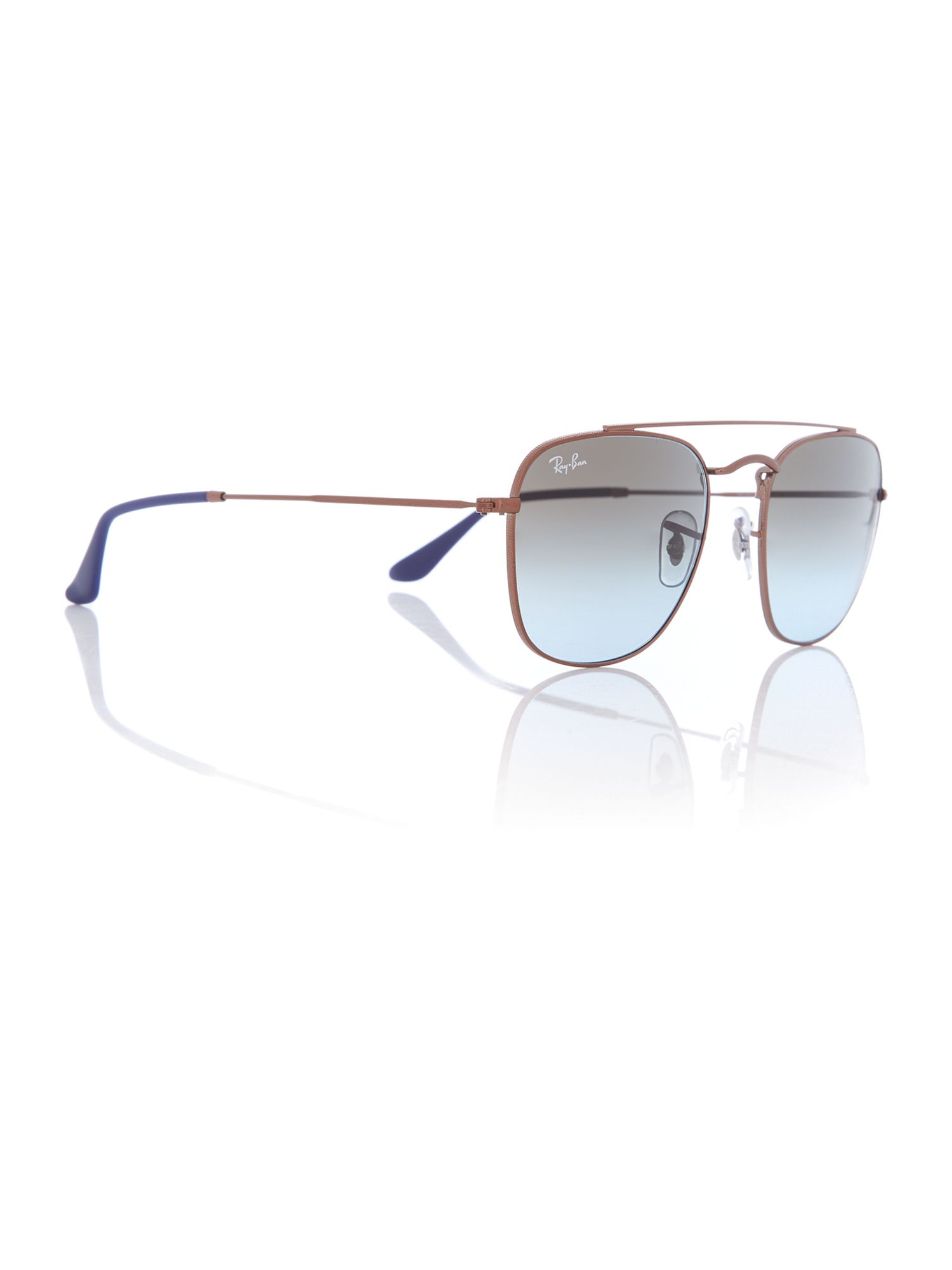Click to view product details and reviews for Ray Ban Bronze Square Rb3557 Sunglasses.