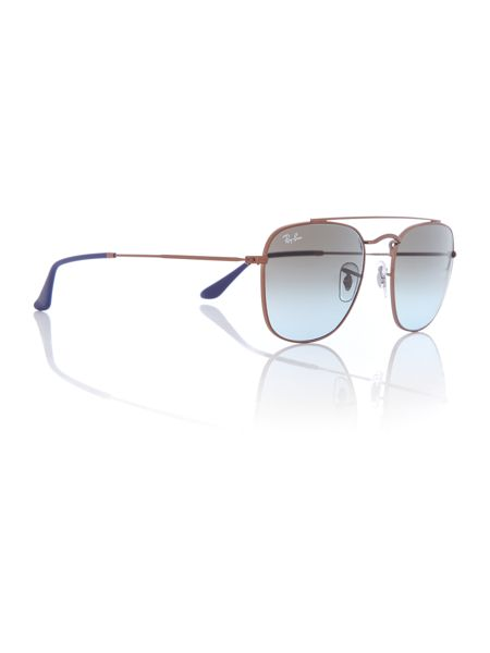 Ray-Ban Bronze square RB3557 sunglasses