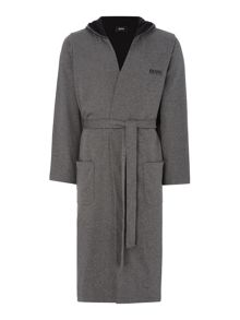 Hugo Boss Double Face Hooded Robe