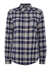Lee Long sleeve regular western shirt